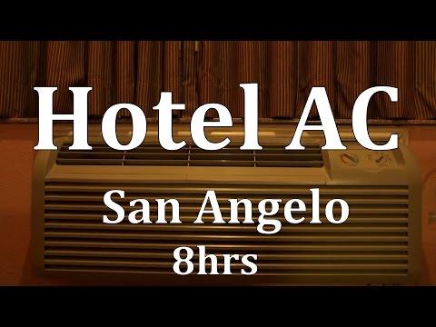 """8hr Hotel AC San Angelo """"Sleep Sounds"""""""