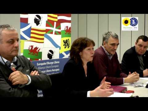 Mark DEMESMAEKER Eurodéputé de l'ALE en Corse