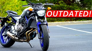 So You Want a Yamaha MT07...