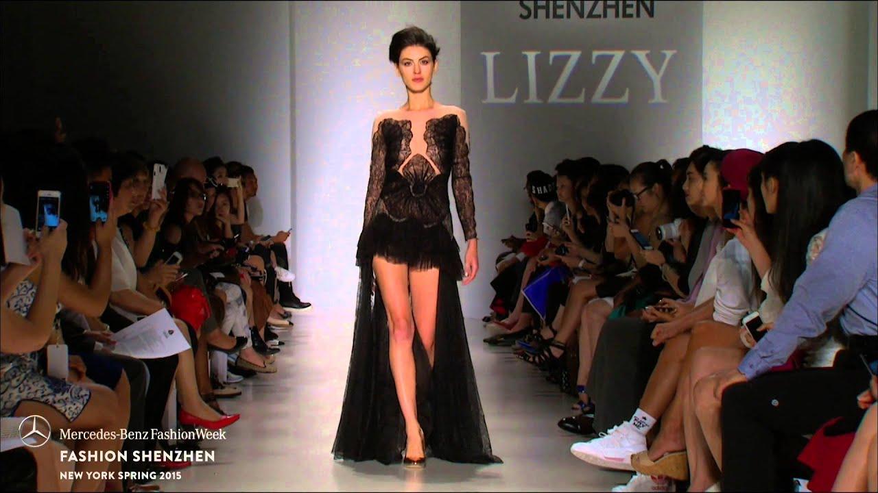 Fashion Shenzhen Mercedes Benz Fashion Week S S15 Collections Youtube