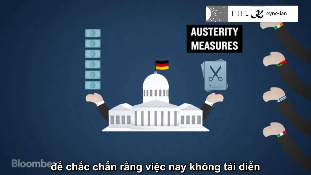 Khủng hoảng nợ công Châu Âu – The Keynesian (dịch)