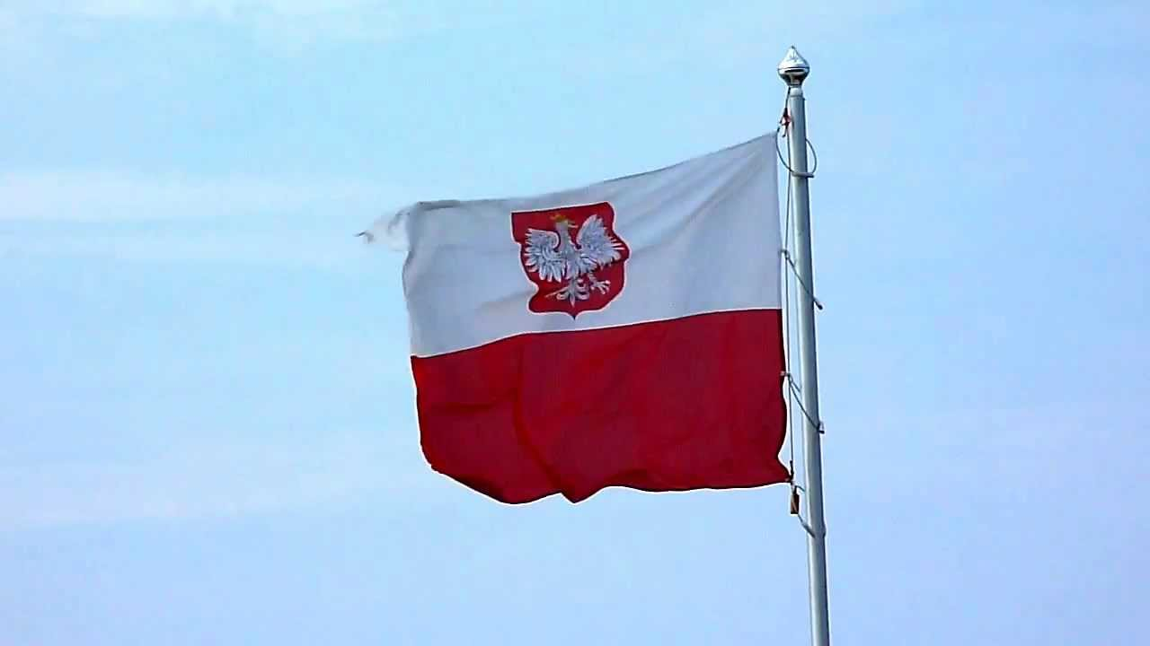 Flaga Polski YouTube