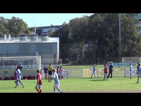 U12NPL ECU Joondalup vs Perth Soccer Club (2nd half) Perth, Australia