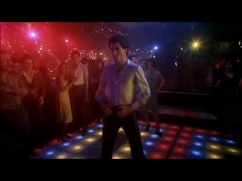 John Travolta - You Should Be Dancing - HQ