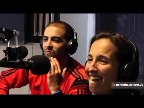 Foto de perfil con Fabiana Gómez y Gabriel Palleiro