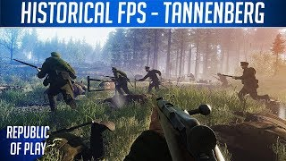 Tannenberg! Realistic WW1 FPS - Should You Play?