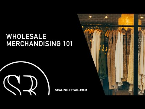 Starting a Fashion Design Company: Wholesale Merchandising 101