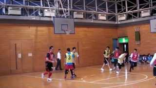 20151122 Special Olympics Nippon Tokyo Unified Sports Basketball Program Game1