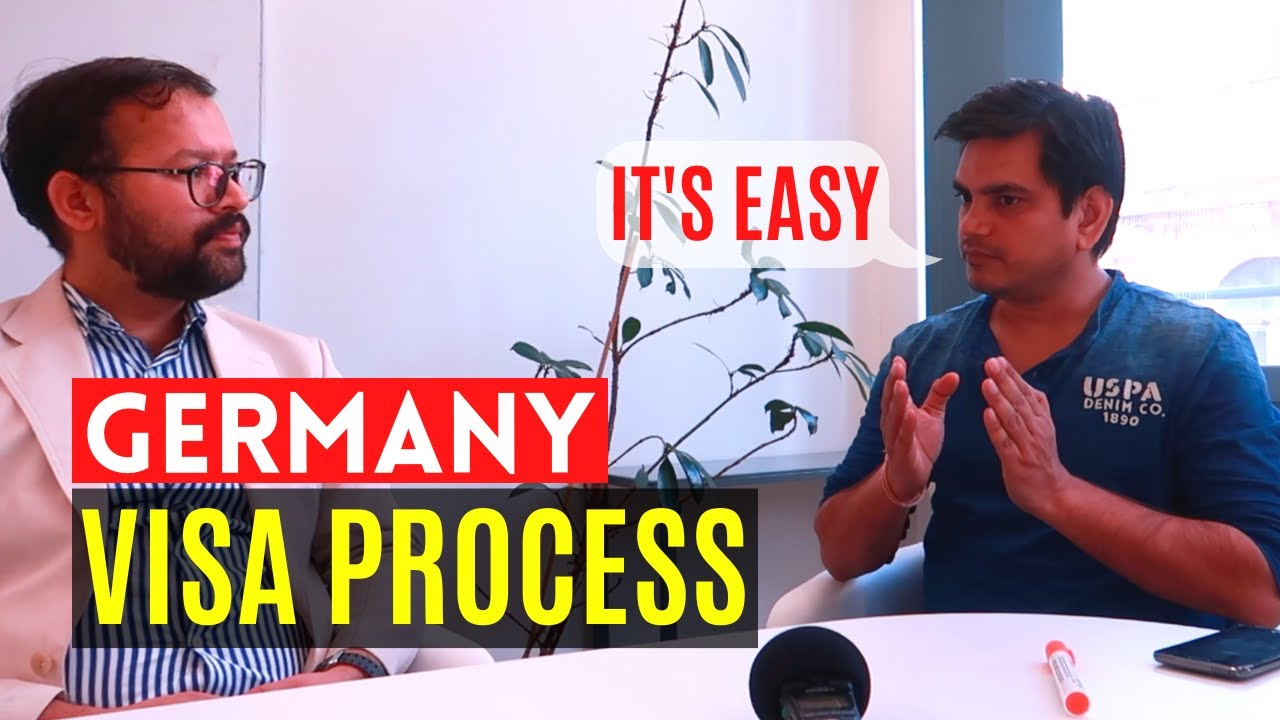 Do you really need german national visa for work? - Germany Type D