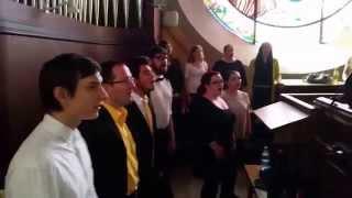Bee Geesus - Love Psalm (Live @ Basilica of the Assumption of Mary on Sveta Gora)