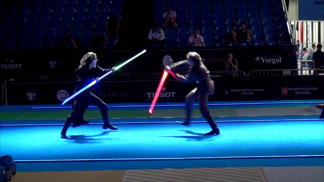 Star Wars Duel On Fencing World Championships Best Sound