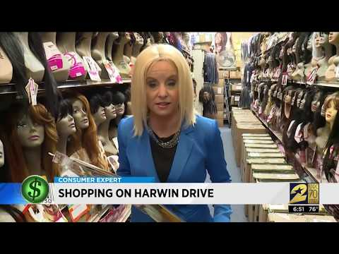 Harwin Drive Shopping