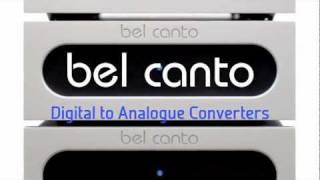 Bel Canto DACs