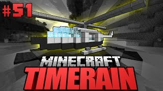 BULBOS HELIKOPTER?! - Minecraft Timerain #051 [Deutsch/HD]