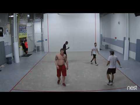 A-1 Sports New York Handball -  Kadeem/Oscar S. vs. Ricky/H. Potter 1/16/17