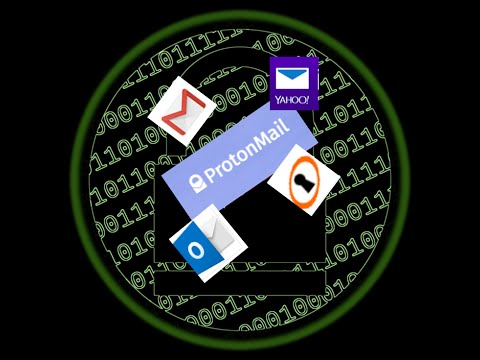 Most Secure Web Email Provider + Review of Web-mail Security (2016)