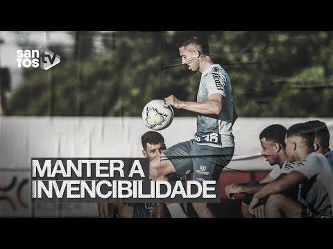 #SANTOS FC TREINA PARA ENFRENTAR O GRÊMIO