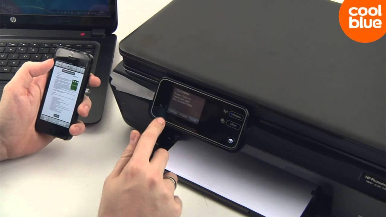 Va Hoe Installeer Ik Een Wifi Printer