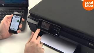 V&A Hoe installeer ik een WiFi printer
