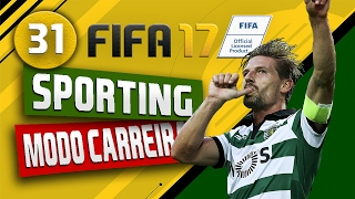 FIFA 17 | Sporting Modo Carreira EP.31 - Cargo de Seleccionador?
