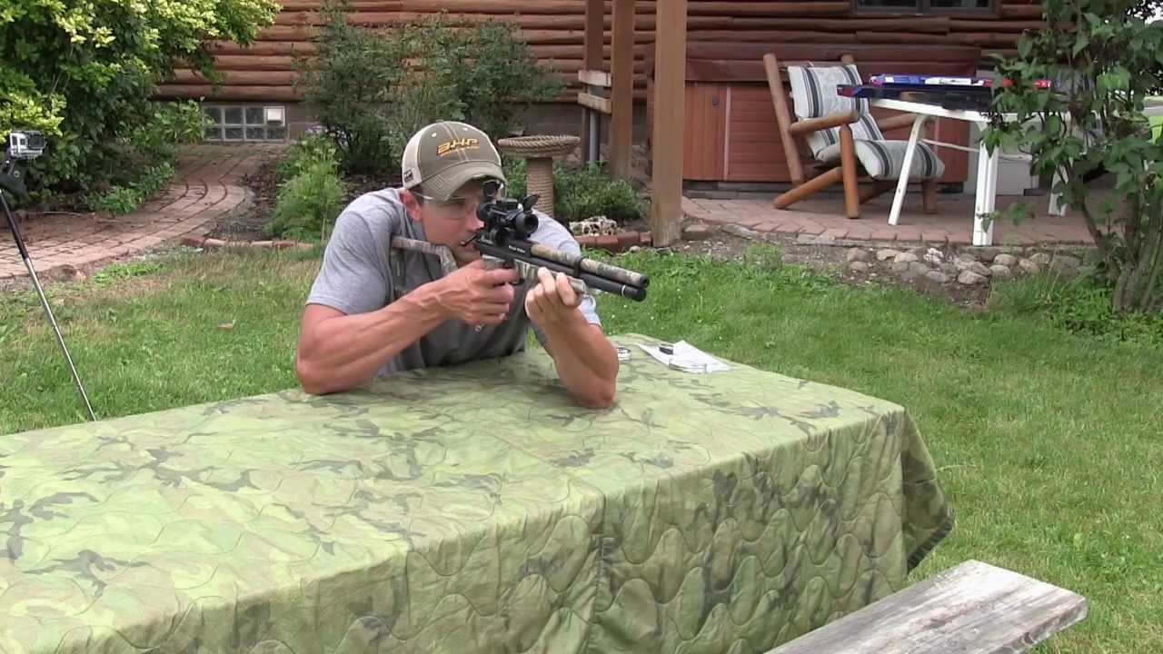 Benjamin Air Rifles - Marauder Woods Walker