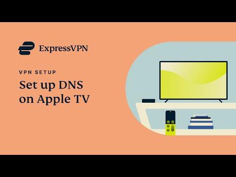 Apple TV ExpressVPN DNS Setup Tutorial