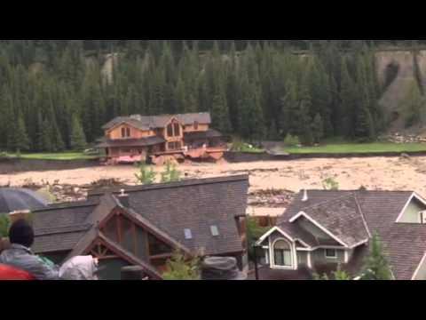 Flood Forecasting Methodology in Alberta