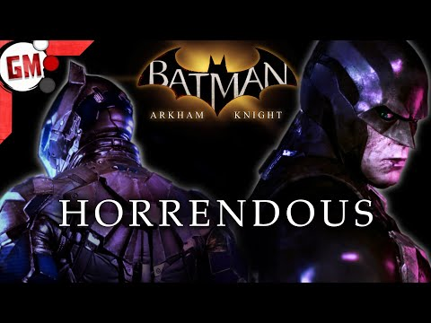 Arkham Knight Was A GIANT Disappointment - Part 2