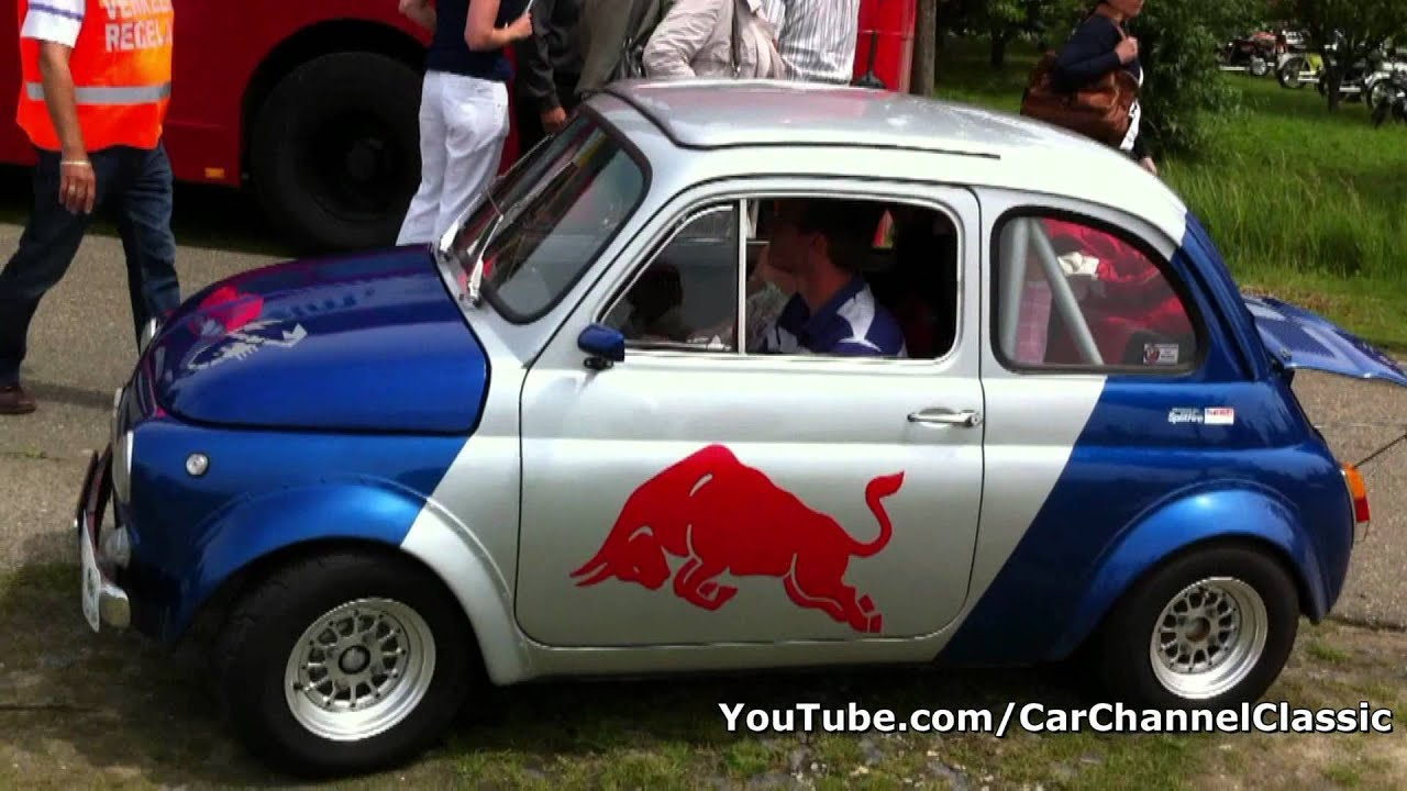 Best Looking Car Wallpaper Fiat 500 Abarth Red Bull Racing 1080p Hd Youtube