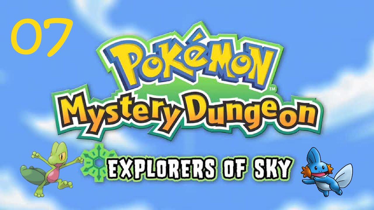 pokemon mystery dungeon erkundungsteam himmel