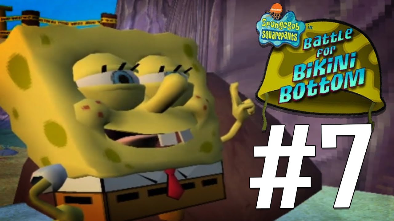 Spongebob Squarpants Battle For Bikini Bottom