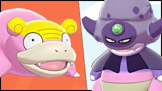 How To Evolve Gąlarian Slowpoke into Galarian Slowking in Pokemon Sword and Shield Crown Tundra DLC