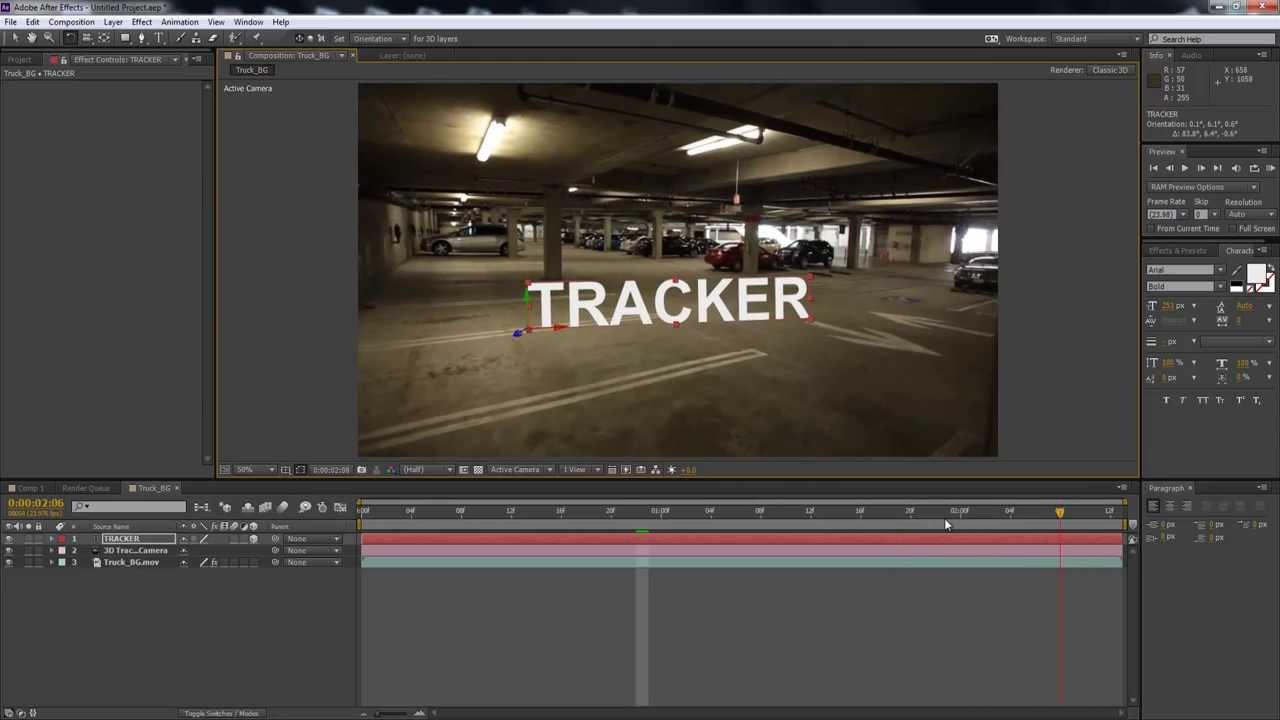 Track Matte problems in CS4 | Adobe Community