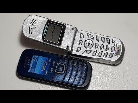 Samsung GT-E1202 оригинал на 2 sim. Анонс обзора Motorola V150