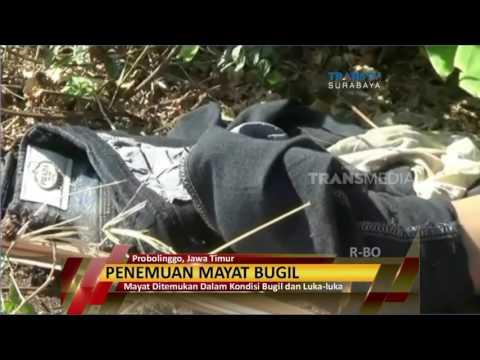 Penemuan Mayat Perempuan Bugil Di Sebuah Bangunan Kosong