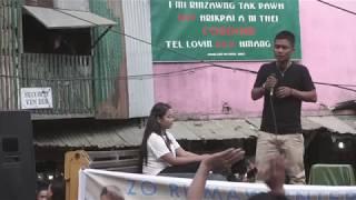Vanlalmuanpuia Khiangte (MPA) - Ka hmaah luiral @5th Children in Need, Mobile Concert