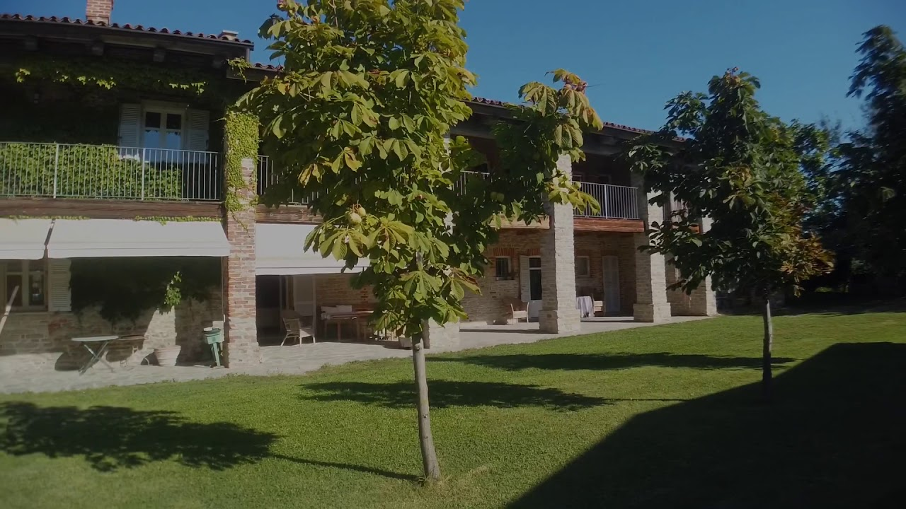 Italian country house for sale in Piemonte