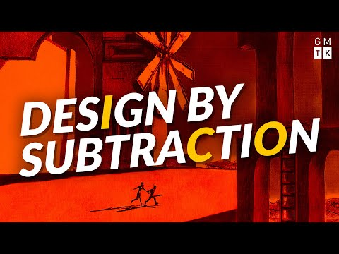 Ico, and Design by Subtraction | Game Maker's Toolkit