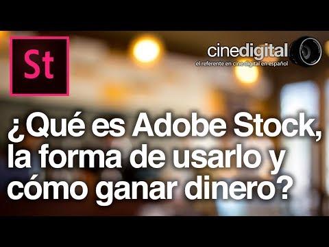 ¿Qué es Adobe Stock y la forma de ganar dinero utilizándolo?
