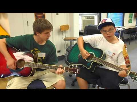 Timon Summer Exploration Camp ~ Band