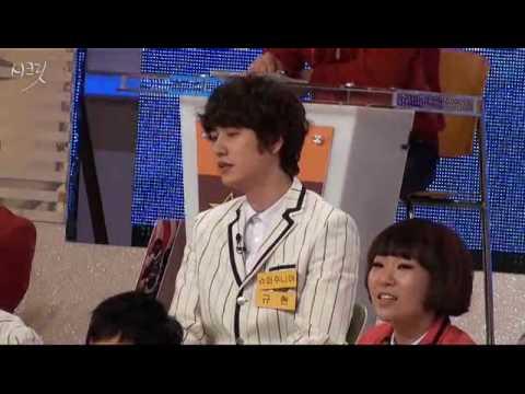 [FANCAM] 100125 Super Junior Kyuhyun Singing 7 Years Of Love