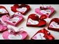 Поделки - Классные  Валентинки (для Одноклассников)Просто Быстро Много.Поделки из бумаги Своими руками