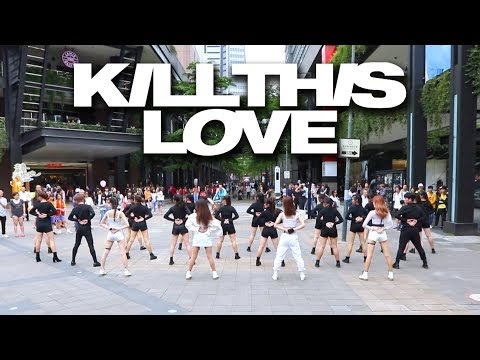 [KPOP IN PUBLIC CHALLENGE] 'BLACKPINK - KILL THIS LOVE' Cover By KEYME From Taiwan
