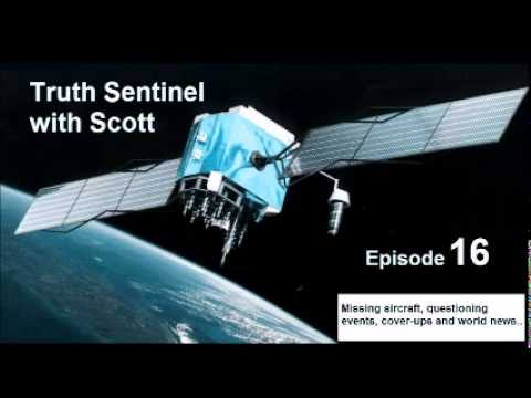 Truth Sentinel Episode 16 with Scott (Sarah Bajc, Missing planes, cover ups)