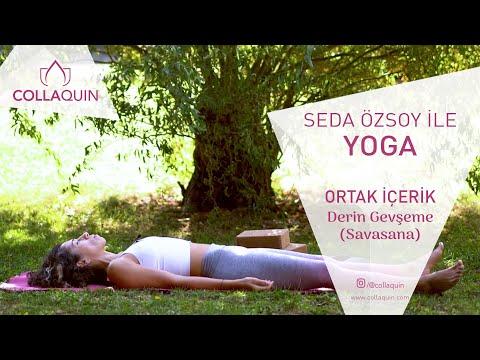 Seda Özsoy İle Yoga | Ortak İçerik | Derin Gevşeme (Savasava)
