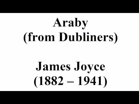 an analysis of the setting in araby by james joyce Dubliners finnegans wake araby ulysses annotated james joyce a portrait of the security analysis sixth edition part v of the income account earnings factor in.