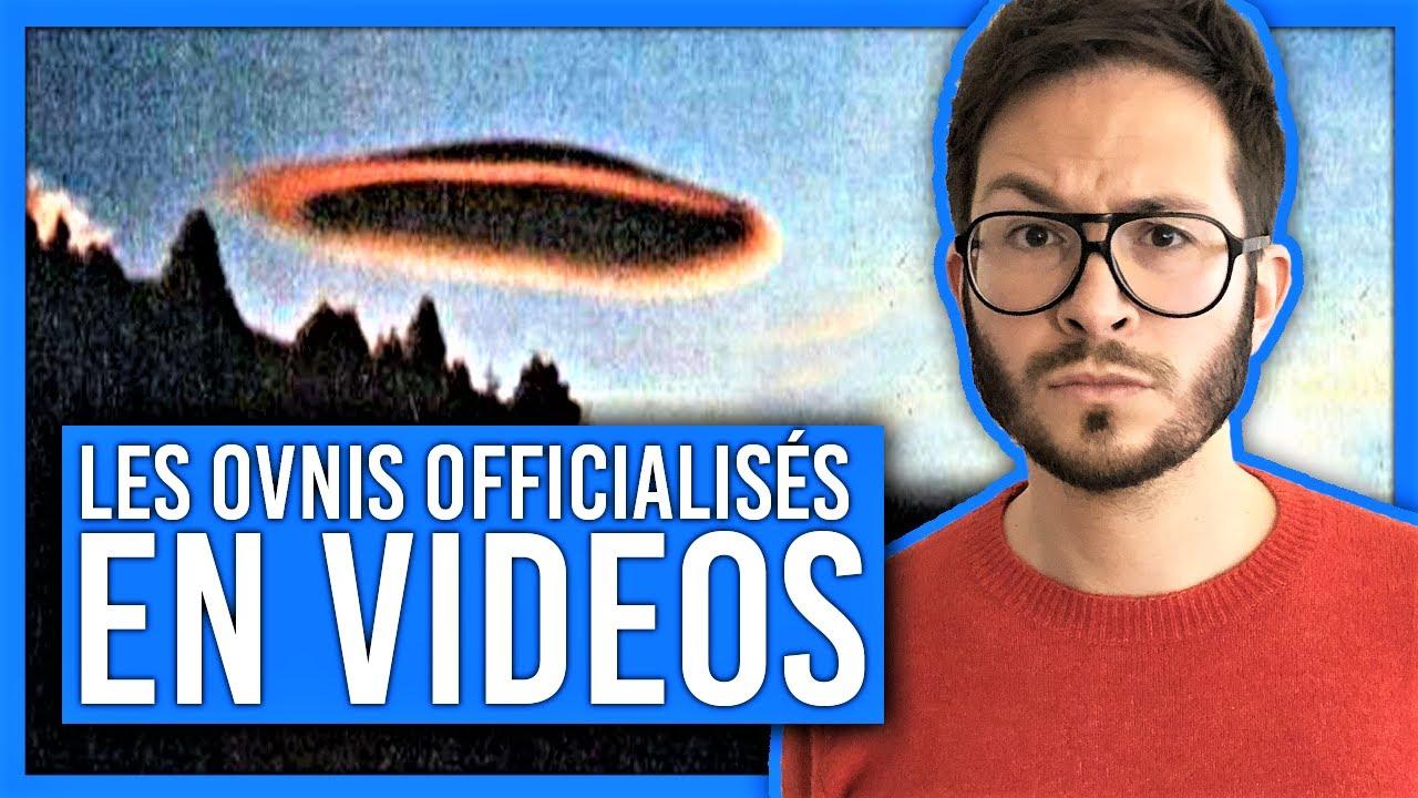 Download Les OVNIS OFFICIALISÉS aux USA en 3 vidéos ⚡️ Explications...