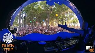 Azax Syndrom Live @ Alien Trip Brazil 2015 (HD)