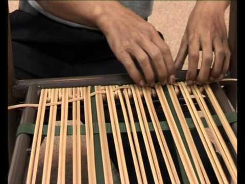 Как плетется кресло