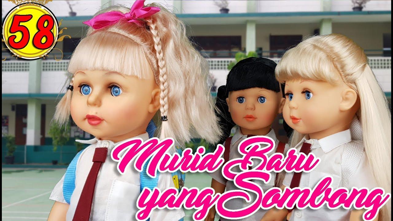 58 Murid Baru yang Sombong- Boneka Walking Doll Cantik Lucu -7L ... de0c07f578